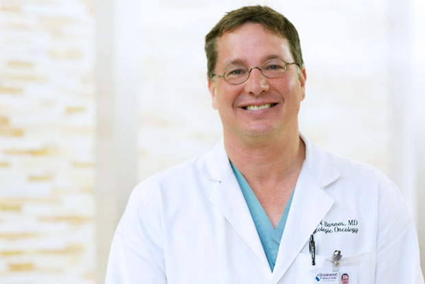 Dr  Mack Barnes - Alabama Oncology